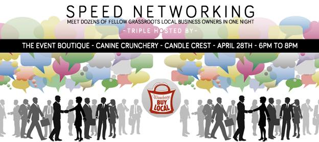 WBL Speed Networking Event
