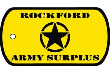 ROCKFORD ARMY SURPLUS