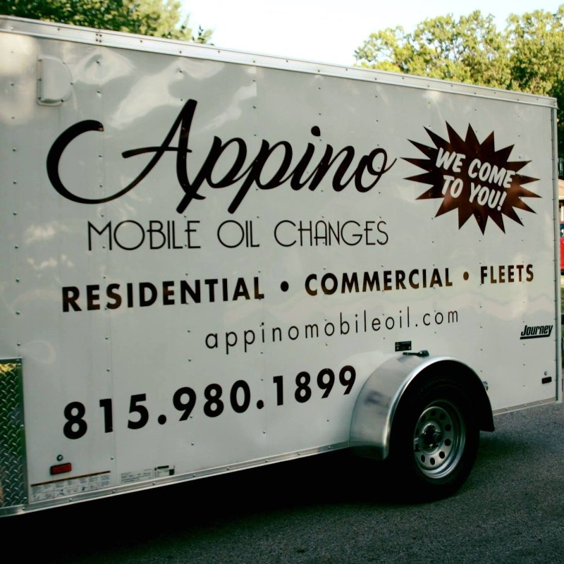 Appino Mobile Oil Changes