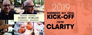 KICK OFF 2019 by Winnebago Buy Local @ Giovanni's