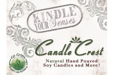 Candle Crest Soy Candles