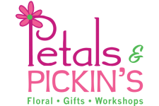 PETALS AND PICKIN'S