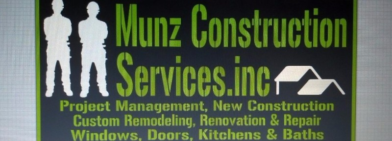 MUNZ CONSTRUCTION SERVICES INC