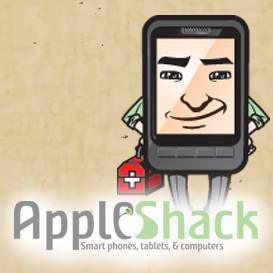 APPLESHACK REPAIR SHOP