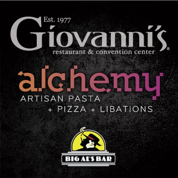 GIOVANNIS/ALCHEMY/BIG AL'S BAR