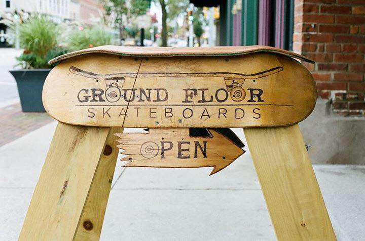 Ground Floor Skateboards