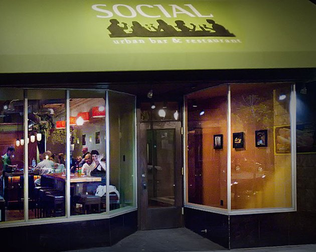 Social Urban Bar & Restaurant
