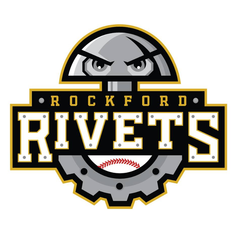 Rockford Rivets Baseball